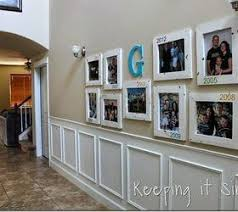 home decor for walls gallery wall with old family pictures family picture wall decor