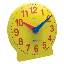 time learning clock time learning clock