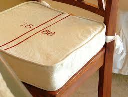 stool cushions for bar stools diy grain sack kitchen barstool