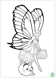 coloring page fairy princess 527738