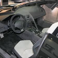 classic lamborghini interior cars refined marques
