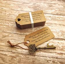 bottle opener favors skeleton key bottle openers poem thank you tags