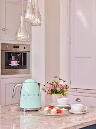 klf01pkuk smeg uk kettle pink only available from selected