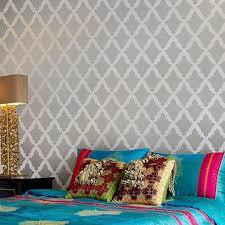turkish home decor turkish tulip stencil allover diy home decor cuttingedgestencils