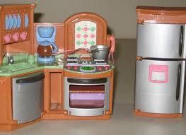 loving family kitchen furniture fisher price loving family kitchen dining table chairs dollhouse