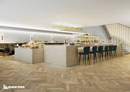 Interior Design Starting Salary New Qantas Lounge Heathrow Expected To Open In November One Mile