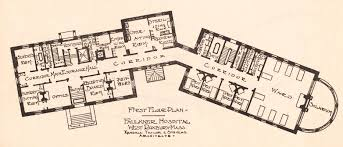 faulkner hospital first floor plan digital commonwealth