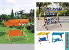 cartoon kids swing chair children outdoor hanging porch swing