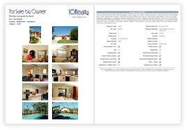 Estate Feature Sheet Template Free Fsbo Flyer Template Free Estate Flyer Template