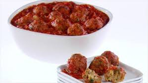 classic italian turkey meatballs recipe giada de laurentiis