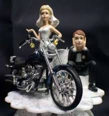 harley cake topper motorcycle wedding cake topper cakes ideas