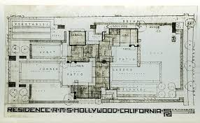 how to draw house floor plans schindler house mak center for and architecture los