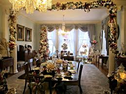 Christmas Decorated Houses Home Decor New Beautiful Homes Decorated For Christmas