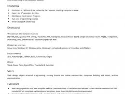 openoffice templates resume example free resume template