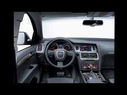 Audi Q3 Interior Pictures 2015 Audi Q3 Interior Youtube