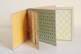 make a photo album make a mini paper album from scratch make and takes