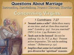Seeking Not Married Now Concerning Reply To Their Letter Ppt
