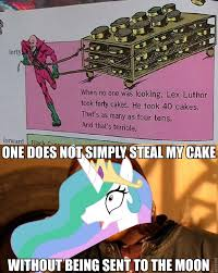 Princess Celestia Meme - princess celestia 9 by daddius on deviantart