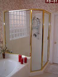 shower doors houston framed glass shower enclosure