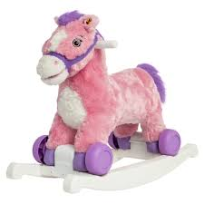 best toys for 1 year old girls little pony rockers and rollers