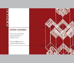 architecture portfolio by davina camardo portfolios blurb books