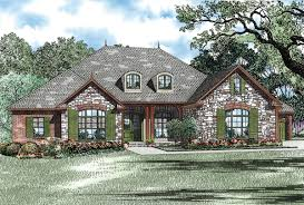 european style home plans house plan 82275 at familyhomeplans com
