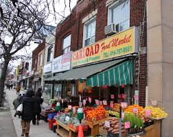 Flower Shops by Toronto U0027s Bloor West Village A Model Revitalization Showcase Kcbx