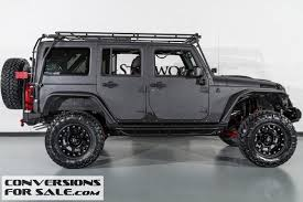 kevlar 2 door jeep 2015 jeep wrangler unlimited rubicon kevlar coated lifted custom