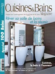 cuisines et bains magazine salle de bains pays des olonnes