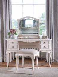 Dressing Table Shabby Chic by Vintage White Shabby Chic Dressing Table