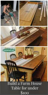 Best  Cheap Dining Tables Ideas Only On Pinterest Cheap - Building your own kitchen table