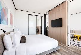 king 1 bedroom suite with balcony brooklyn the william vale