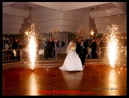 for weddings fireworks displays florida pyrotechnic centerpiece sparklers