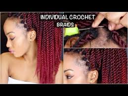 red cornrow braided hair individual no cornrow crochet red ombre senegalese twists