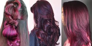 colors that compliment pink is burgundy hair color right for you matrix com