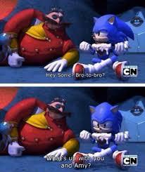 Sonic Boom Meme - so i just started watching sonic boom meme by optimistic flamingo