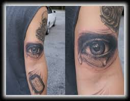 tattoopictureart com eye tattoos