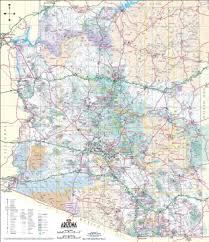 az city map state maps travel info arizona office of tourism