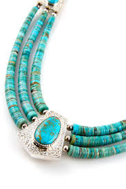 turquoise silver necklace jewelry images Turquoise and sterling silver necklace by mary and everett teller jpg