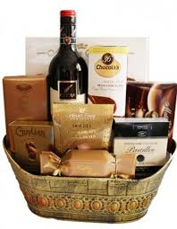 wine and chocolate gift basket wine chocolate gift basket wine chocolate gift