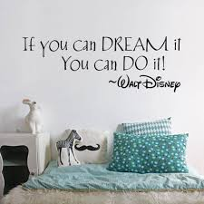 compare prices on quote wall stickers online shopping buy low if you can dream it you can do it inspiring quotes wall stickers home art decor