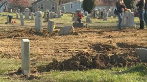 quotes in spanish for headstone board removes caretaker of st stephens cemetery whas11 com