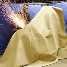 uncoated woven fiberglass blankets welding blakets weld blankets