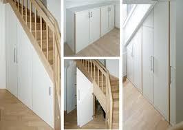 schrank unter treppe perfekt abgestimmt urbana möbel
