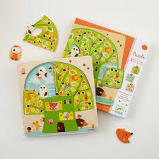 wooden tree 3d puzzle the land of nod