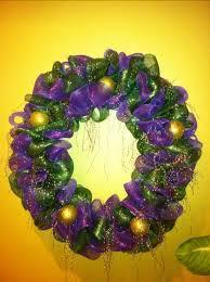 mardi gras wreaths mardi gras wreaths