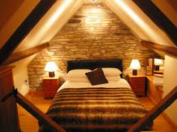 Dormer Bedroom Design Ideas Brown Wall Lights Attic Bedroom Design Ideas White Corner
