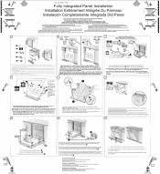 Bosh Dishwasher Manual Bosch Shv45m03uc Fully Integrated Dishwasher Manual