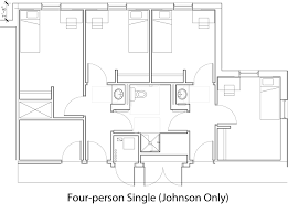 johnson hall residential life