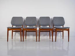 Esszimmerst Le In Berlin Mid Century Teak Esszimmerstühle Von Casala 6er Set Bei Pamono Kaufen